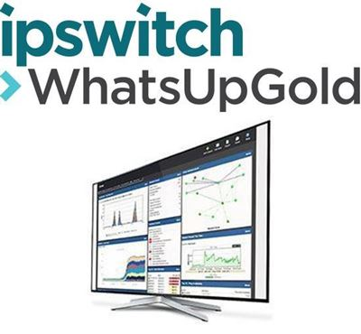 Picture of WhatsUp Gold Basic 500 New Points with 1 Year Service